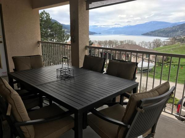 Vernon Okanagan Lake View 4 bedroom house