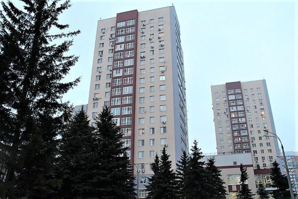 Apartment on Krasnozvezdnaya 25