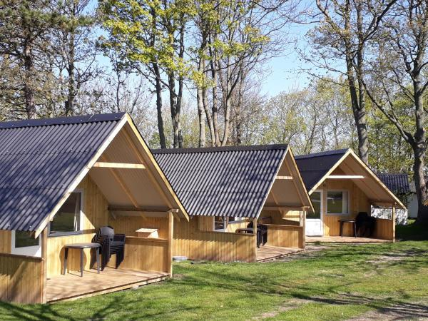 Ballen Strandcamping & Cottages