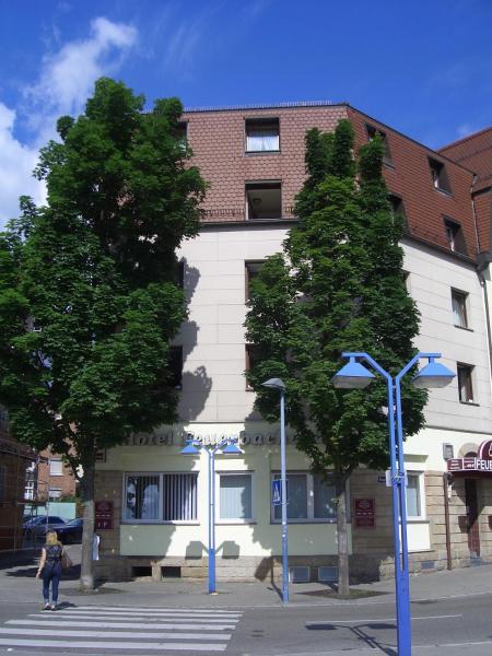 Hotel Feuerbacher Hof in Stuttgart-Feuerbach