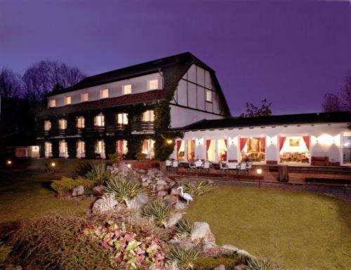 Seehotel Mühlenhaus, Pension in Chorin bei Schorfheide