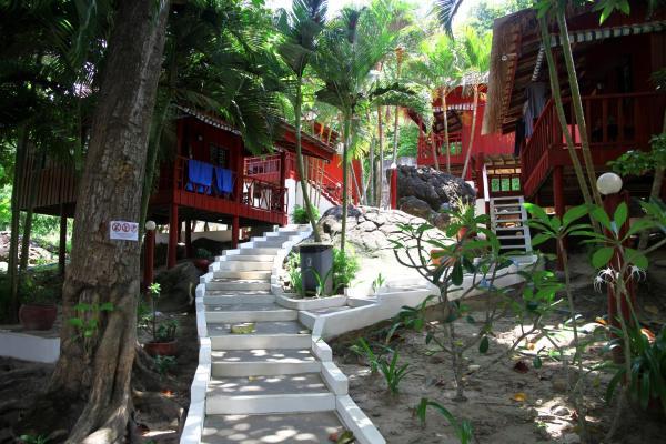 Malibu Bungalows Resort Sihanoukville