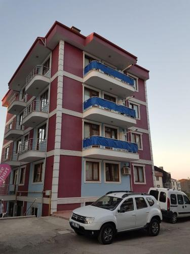 Two-Bedroom Apartment with Balcony and Land View