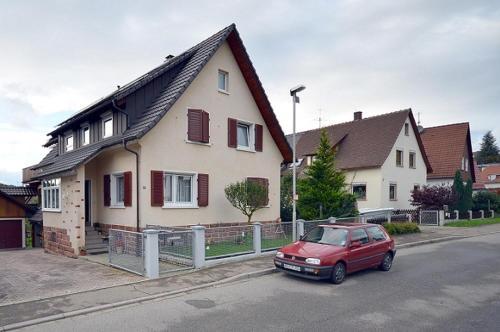 Apartment Moritz