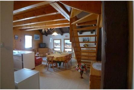 Three bedroom chalet 8/10 persons