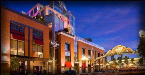 Hard Rock Hotel San Diego Low Rates No Booking Fees