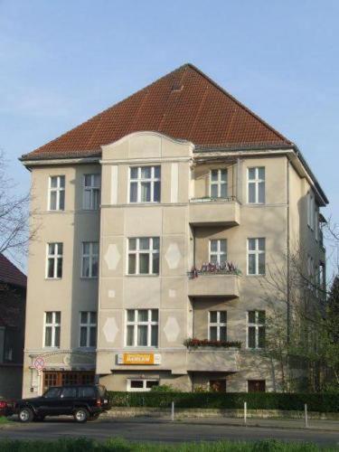 Hotel Pension Dahlem Unter Den Eichen A  Berlin