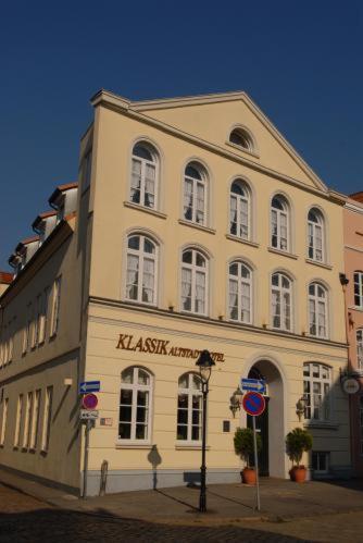 TOP CityLine Klassik Altstadt Hotel L?beck