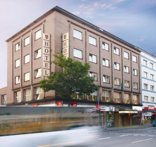 Hotel Koln Frankfurter Str