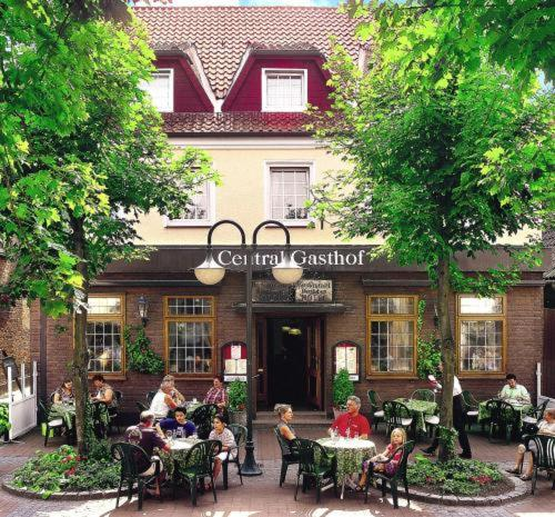 Hotel Restaurant Central Gasthof Bad Segeberg