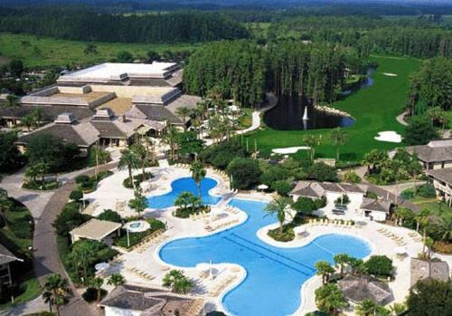 Saddlebrook Hotel Tampa Florida