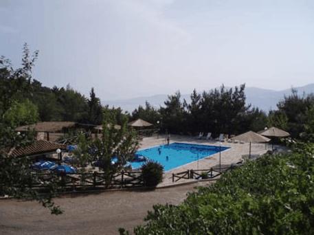 Delphi Bungalow - Apollon Camping