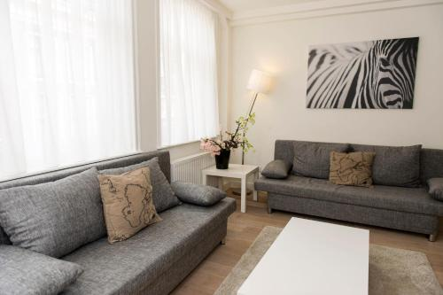 One-Bedroom Apartment Goudsbloem I