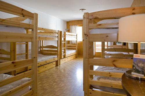 Enkeltseng i blandet sovesal (Single Bed in Mixed Dormitory Room)