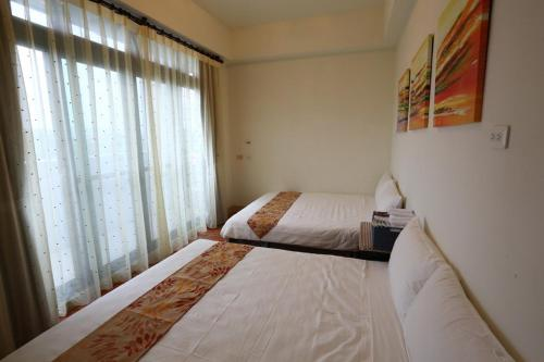 Quadruple Room с изглед към планината (Quadruple Room with Mountain View)