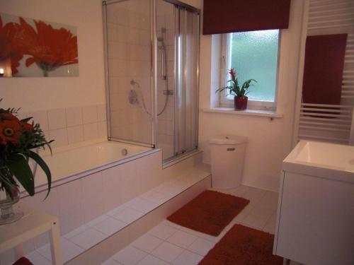 Apartment A mit 1 Schlafzimmer (One-Bedroom Apartment A)