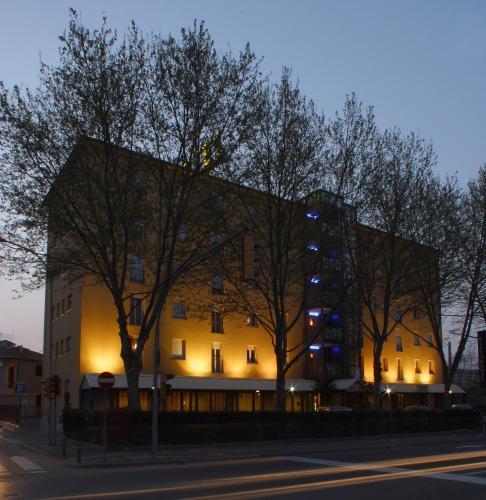 Hotel Fiera Via Stalingrado Bologna