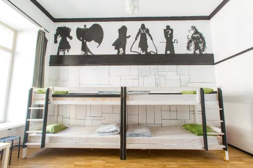 Einzelbett in 8-Bett gemischtem Schlafsaal (Single Bed in 8-Bed Mixed Dormitory Room)