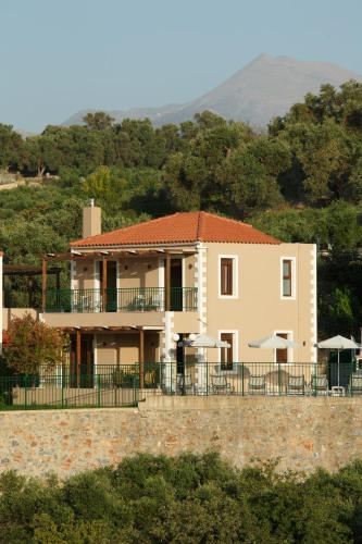 Villa with Private Pool-Themis II