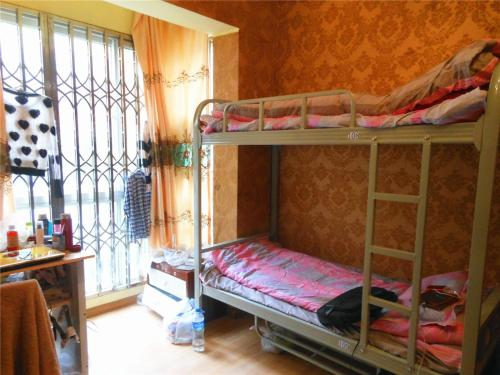 1 seng i 6-sengsrom (Bed in 6-Bed Dormitory Room)