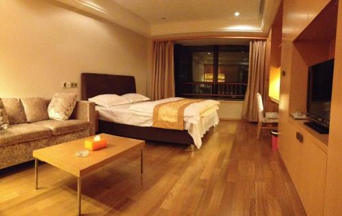 Chinese Mainland Citizens - Deluxe Double Room