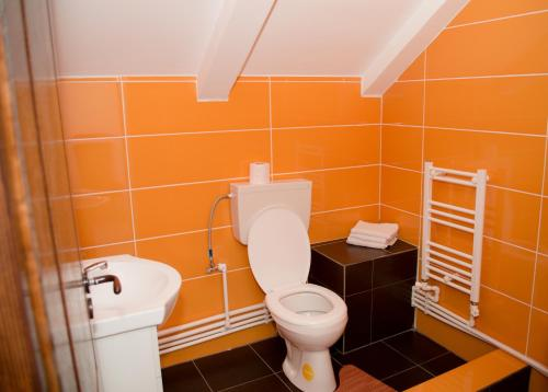Eenpersoonskamer met badkamer (Single Room with Bathroom)