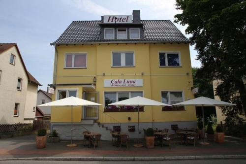Hotel Restaurant Cala Luna Marburg