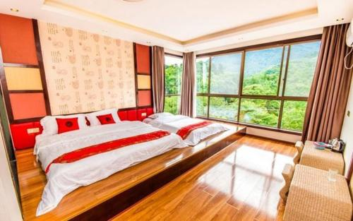 Double or Twin Room with Futon Mat