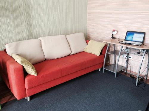 Bed in 6-bed slaapzaal voor mannen (1 Person in 6-Bed Dormitory - Male Only)