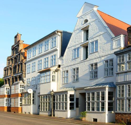 Einzigartig Das Kleine Hotel Im Wasserviertel In Lüneburg Auf