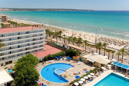 Mallorca Playa De Palma Hotel Kontiki Playa