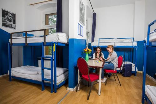 Comfort Bed in Slaapzaal met 6 Bedden (Comfort Bed in 6-Bed Dormitory Room)