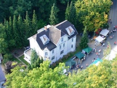 Hotel Villa im Steinbusch in Malente auf staedte-info.net
