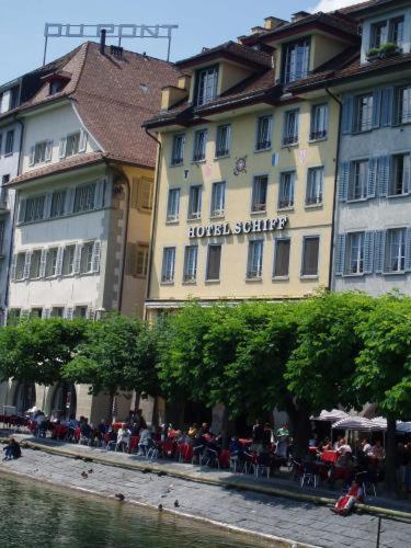 Hotel Restaurant Schiff