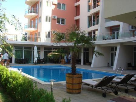 Sv. Vlas Complex Apartments