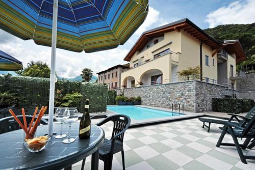 Residenza Bel Sit hotel Domaso | Low rates. No booking fees.
