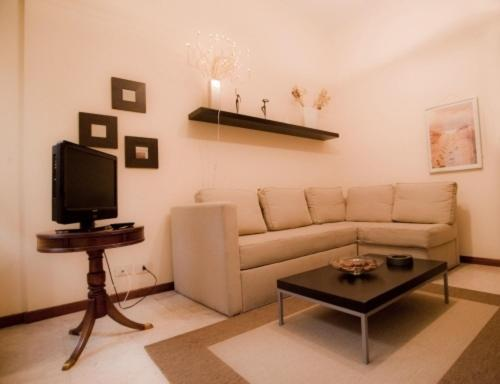 Apartament standard cu 1 dormitor (Standard One-Bedroom Apartment)