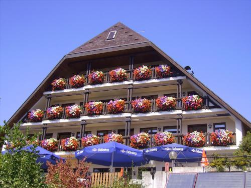 Hotel Sternen Post Braunlingen