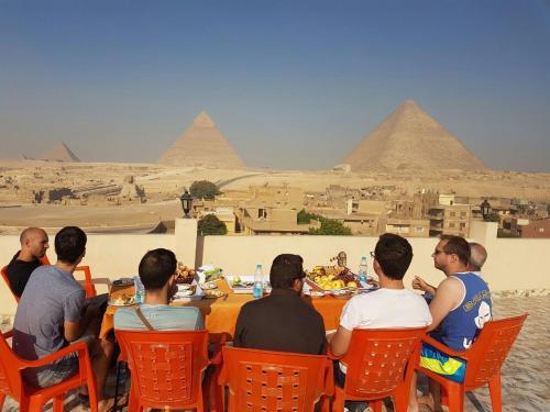 Mena Inn Pyramids Giza
