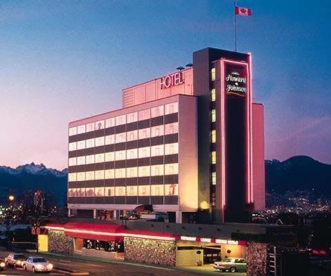 Howard Johnson Plaza Hotel Vancouver