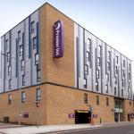 Premier Inn Ipswich Town Centre - Quayside