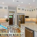 Luxury Villa Downtown Salt Lake by Utah's Best Vacation Rentals