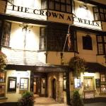Hotels near Wells Cathedral - The Crown at Wells Somerset