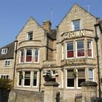 Hotels near Burghley House - Crown Hotel
