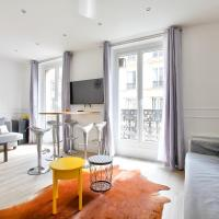 Luxury Parisian Home Montorgueil