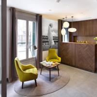 Best Western Plus 61 Paris Nation Hotel