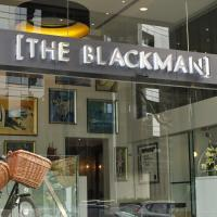 Art Series - The Blackman