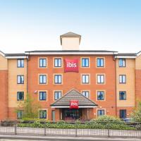 Hotels near Winding Wheel Chesterfield - ibis Chesterfield Centre - Market Town