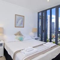 Verve Broadbeach 3 Bedroom Ocean View