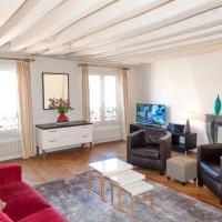 Splendid and Calm Apartment Rue Sainte-Anne